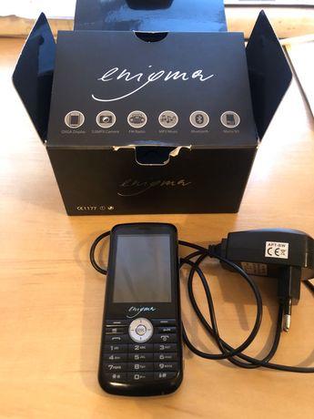 Telefon komórkowy szyfrujący Enigma