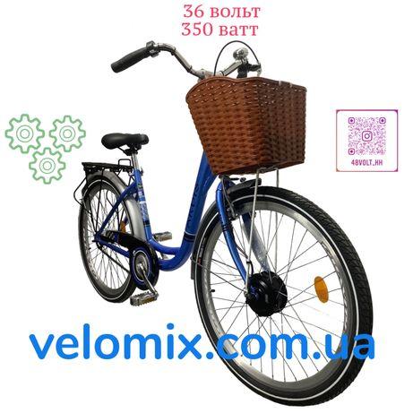 Электровелосипед. Электронабор 350 ватт. Электронабор для велосипеда