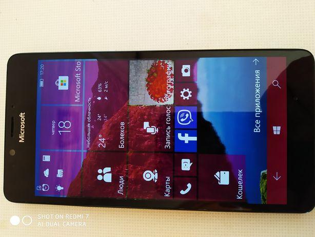Смартфон телефон microsoft lumia 950