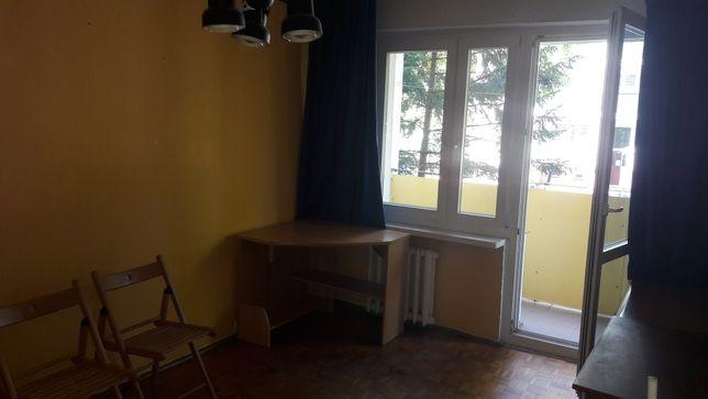 Pokój w mieszkaniu studenckim