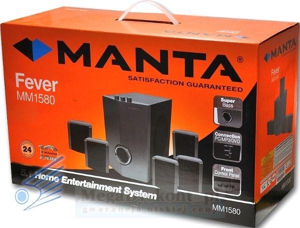 Zestaw głośników MANTA