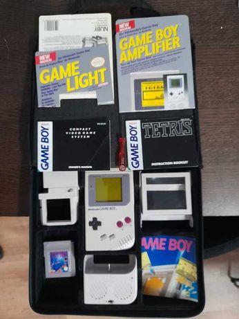 Game Boy Classic DMG + vários extras