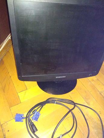 Монитор Самсунг под ремонт (полосы на весь экран)
