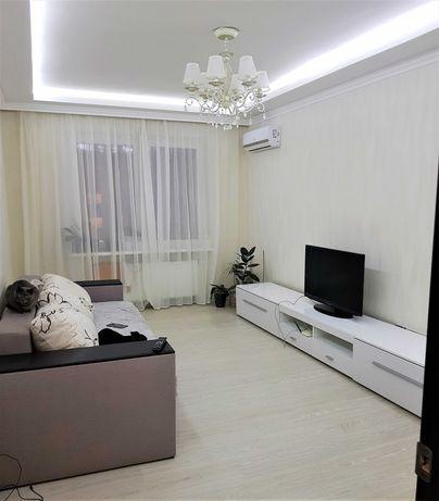 Троещина 1к. квартира (43м2)с балконом! ЕВРОРЕМОНТ ул. Милославская 2Б