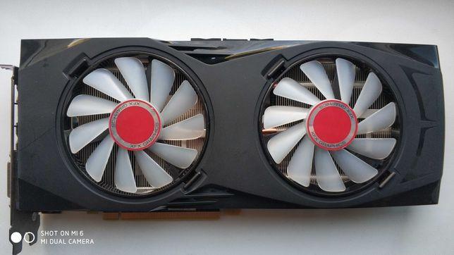 Видеокарта XFX RX 580 8gb (Проблемная)