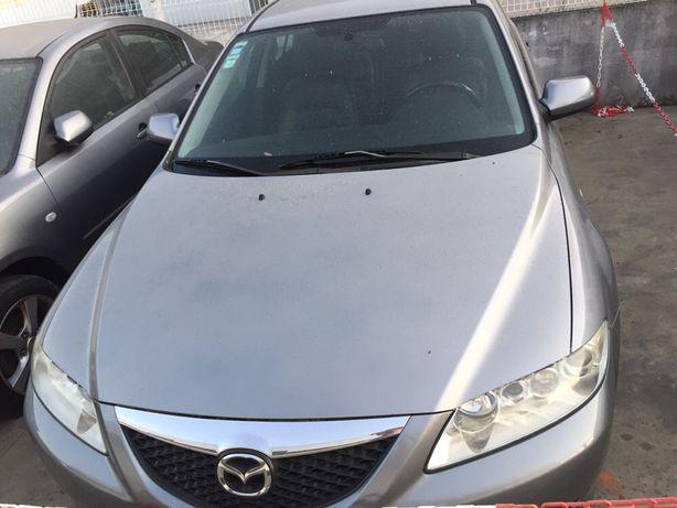 Peças Mazda 6 2.0 mzr-cd(2003) full extras