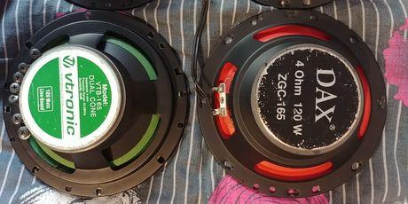 Super głośniki - DAX - VTRONIC - 120W