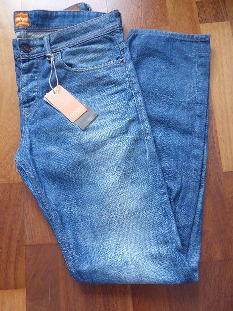 Hugo Boss Orange 90 jeansy 33/32