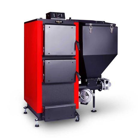 Kotły Piece 5 KLASA Piec Kocioł 15 kW do 120m²z Podajnikiem Ekogroszek