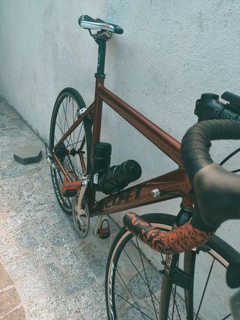 Duas bicicletas Ciclismo