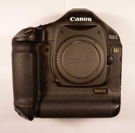 Canon 1Ds mk 3 mark III pełna klatka 21 Mpix