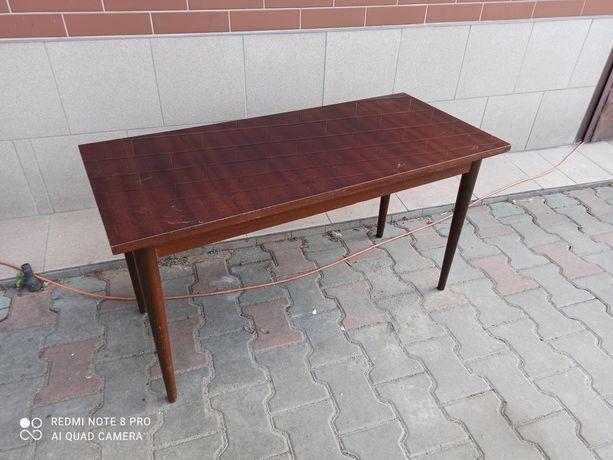 stolik Kama Dobrodzien ława prl retro vintage antyk jamnik
