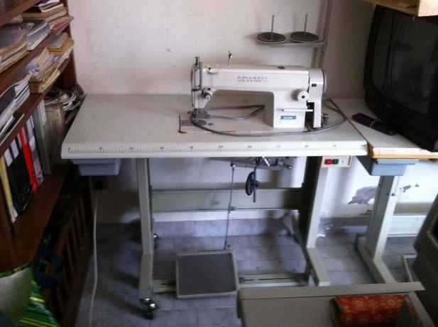 Maquina de Costura ponto Corrido SEWMAQ SW-5550