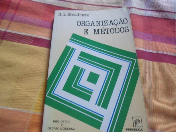 Organização e Métodos por R G Breadmore (1987)