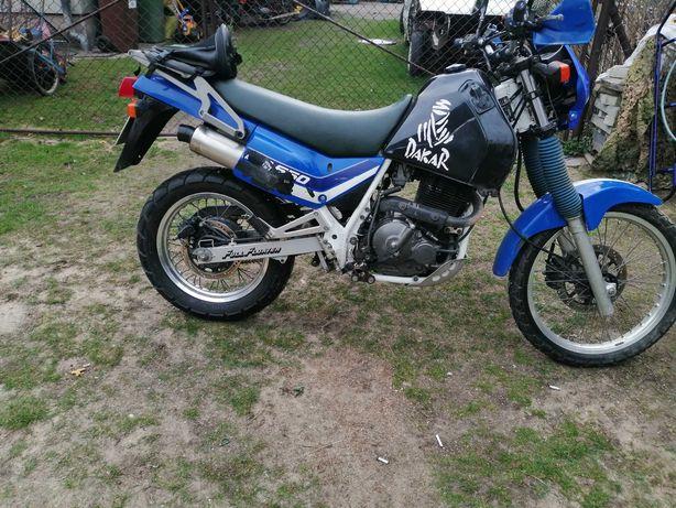 Sprzedam Suzuki DR650