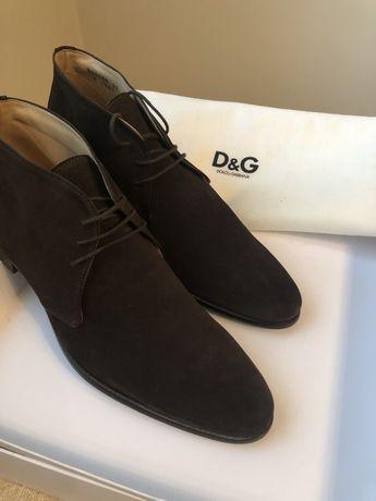 Мужские ботинки Dolce&Cabbana