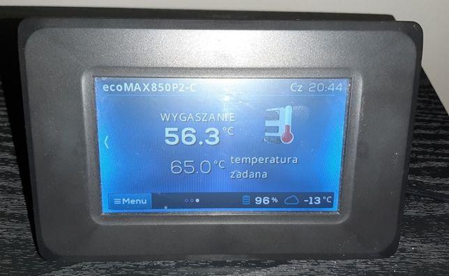 ester x80 PLUM KIPI panel termostat pokojowy bezprzewodowy