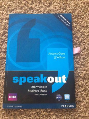 ksiazka do ang speak out 1