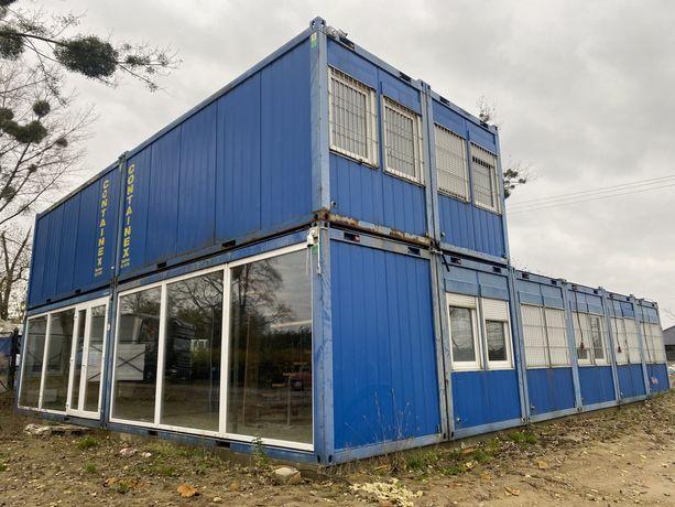 Biurowiec 240 m2 mobilny