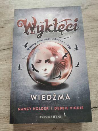 Książka Wyklęci Wiedźma Nancy Holder