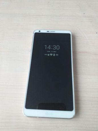 Telefon lg6 biały