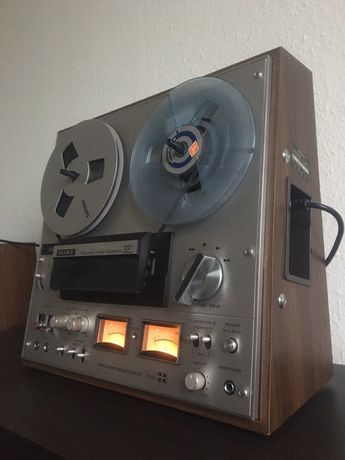 Sony TC 378 magnetofon