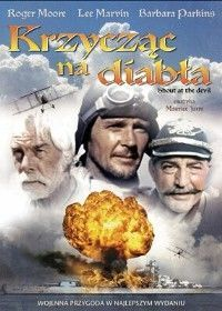 DVD - Krzycząc na diabła -R. Moore