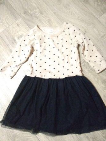 Красивое платье для девочки на 5 лет