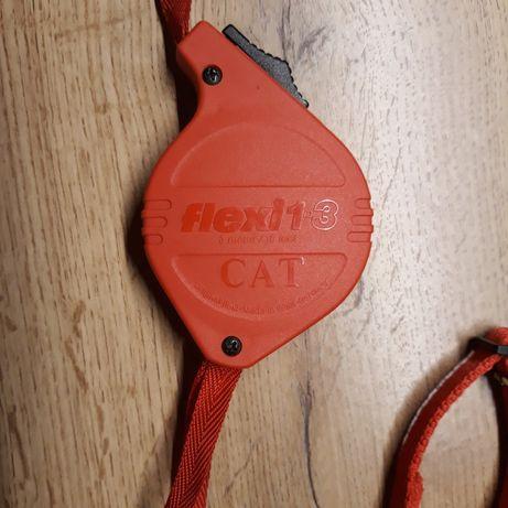 Flexi mała smycz dla kota lub małego psa
