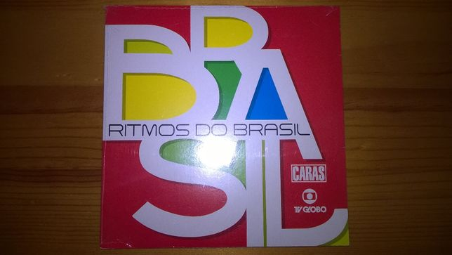 CD - Ritmos do Brasil (Novo)