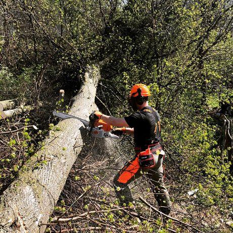 Wycinka drzew! Uslugi kompleksowe.