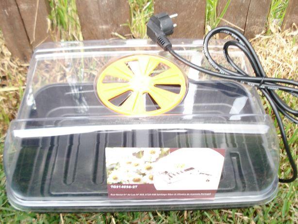 Estufa elétrica de germinação (Oferta de tabuleiro para as sementes)
