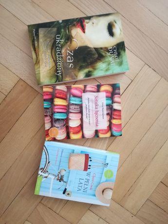 Oddam Książki 3 szt
