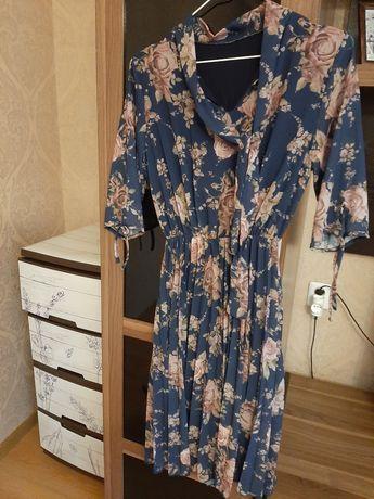 Продам платье шифон