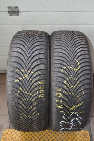 Opony Zimowe 215/60R16 99H Michelin Alpin 5 x2szt. nr. 2434z