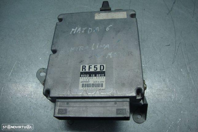 Centralina de motor Mazda 6 RF5D18881E