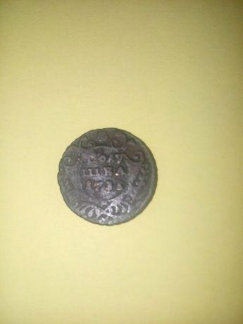 Полушка 1731 года (1/4 копейки 1731 года)