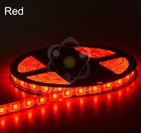Светодиодная лента 5050 Red 60LED/м DC12V 5-метров