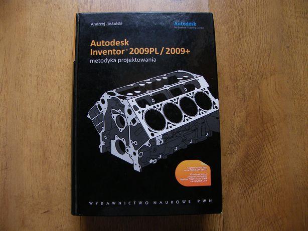 Podręcznik Autodesk Inventor 2009PL/2009+ (Andrzej Jaskulski)