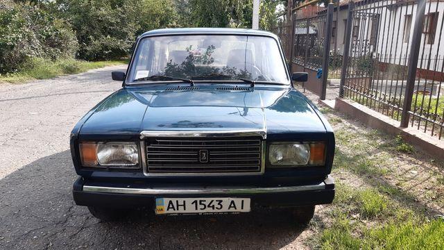 Продаётся ВАЗ 21070 2005 г.в.