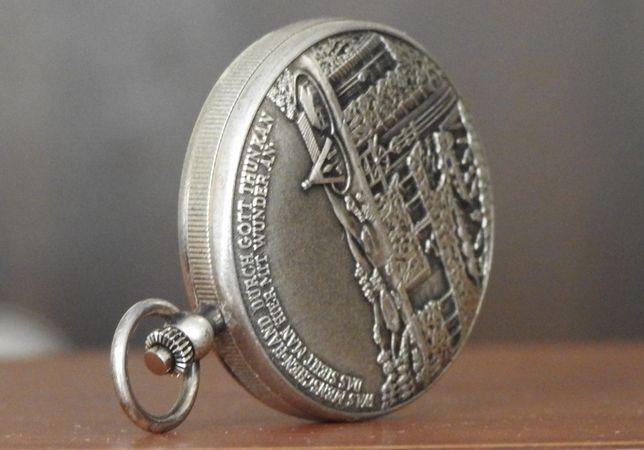 Zegarek kieszonkowy Holizmann swiss quartz