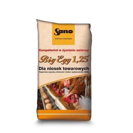 Premiks Big Egg - Dla niosek