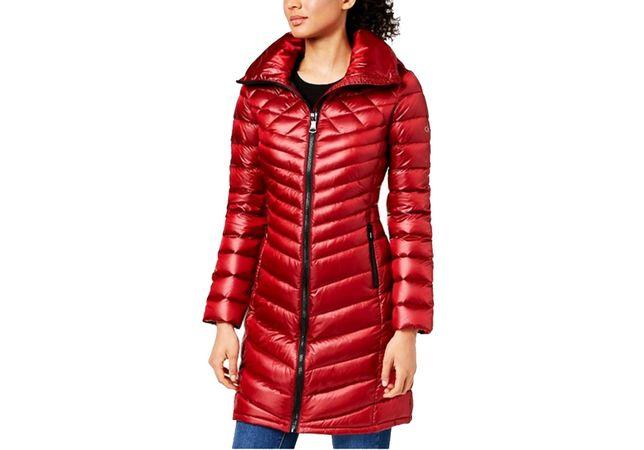 Пальто пуховое Calvin Klein, пуховик, куртка, р.60, оригинал, новое!