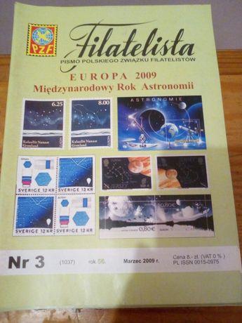 Filatelista.nr.03/2009.