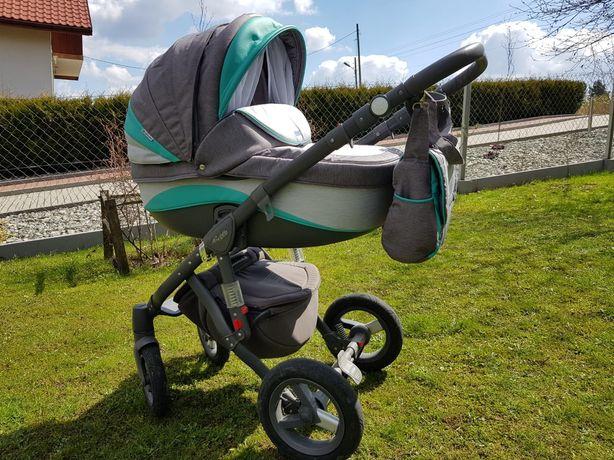 Wózek 3w1 adamex barletta