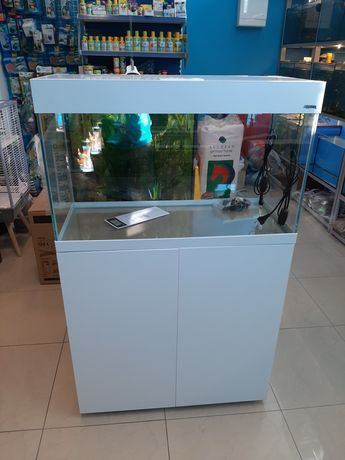 Zestaw akwariowy Aquae opti set 125l akwarium,szafka, pokrywa