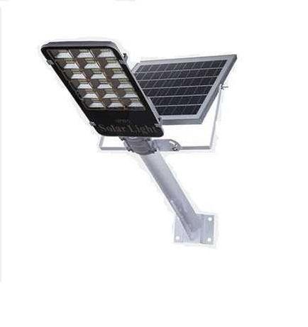 Фонарь уличный светильник 150W на солнечной батарее прожектор Cclamp