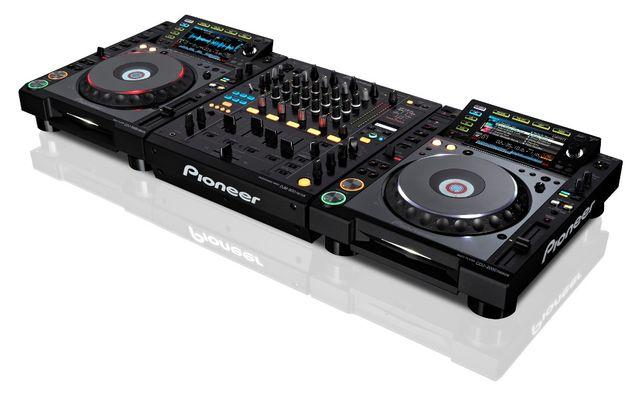 Pioneer DJ / Technics - serwis pogwarancyjny naprawa CDJ DJM SL 1210