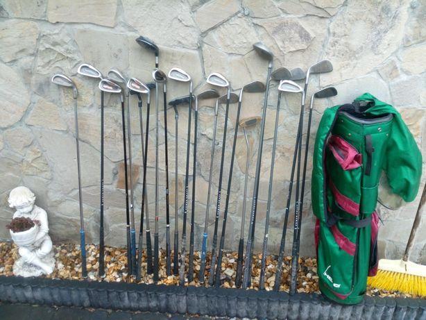 Kije do golfa 21 sztuk +torba Head Okazja