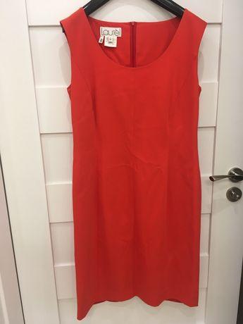 Sukienka czerwona Laurel 40